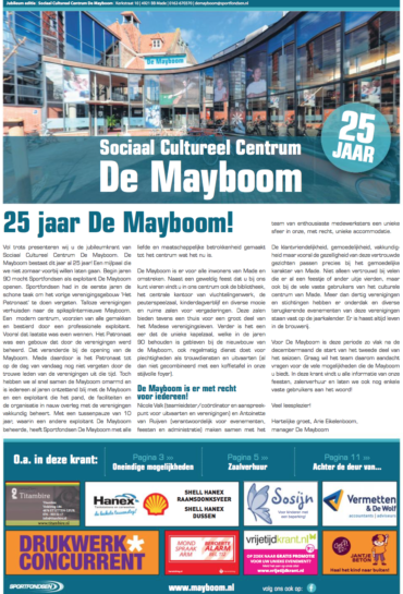 De Mayboom