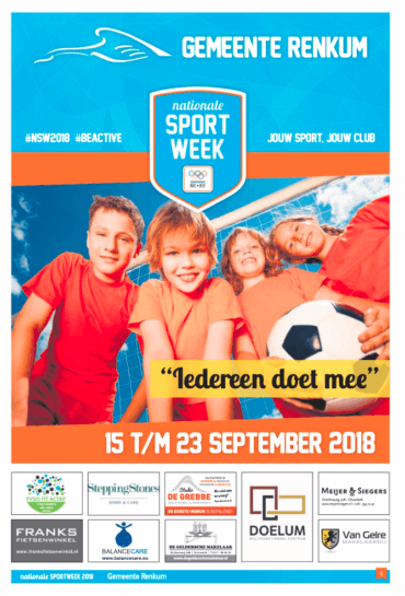 Nationale Sportweek Renkum