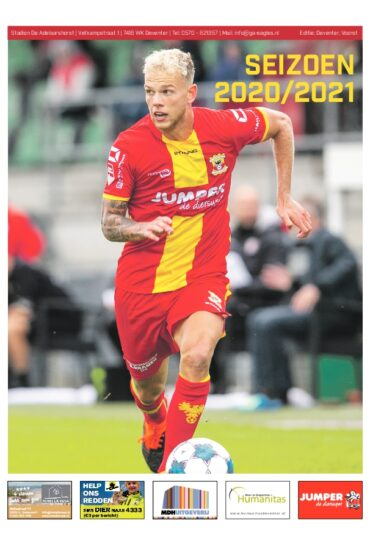 Go Ahead Eagles – Deventer/Voorst